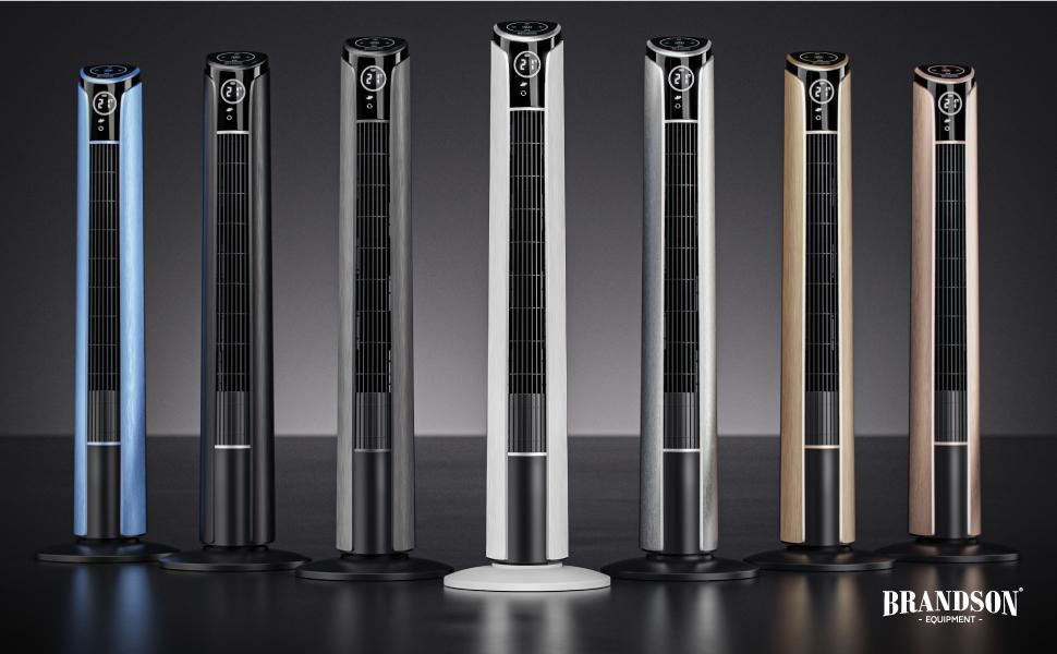 Ventilateur colonne Brandson Equipment