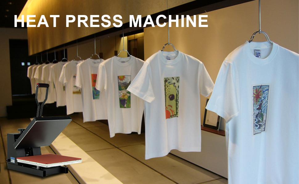 SUNCOO heat press