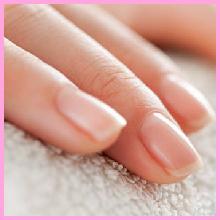 hair gummy help nail better