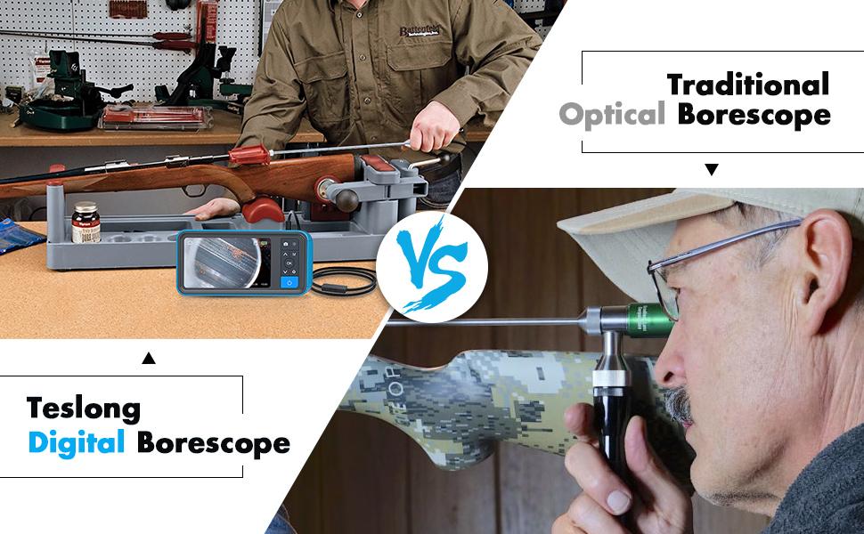 Digital borescope