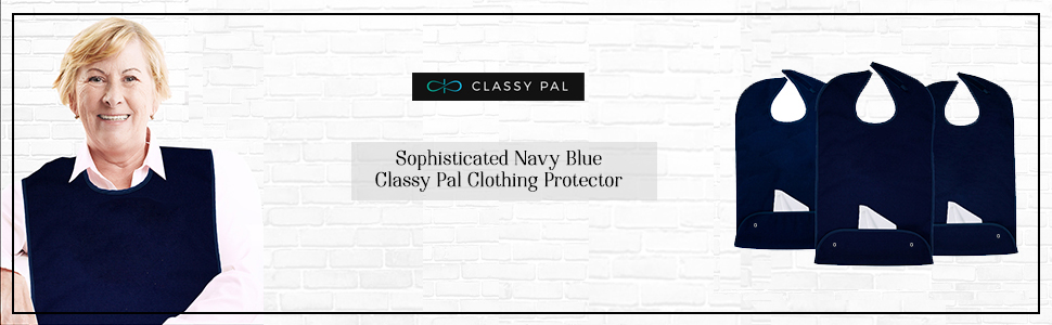 classy pal adult bib clothing protector