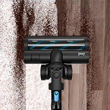 vacuum cleaner for corner