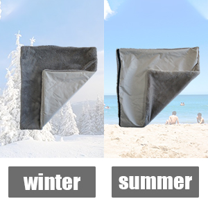 for winter and summer