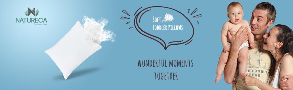 soft toddler pillow