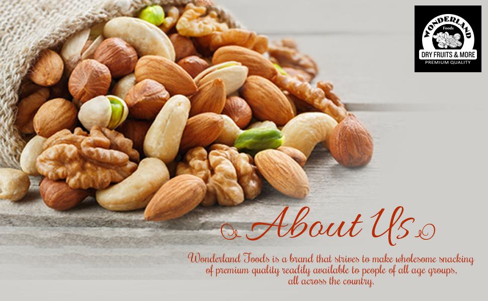 healthy snack dry fruits nuts cashews kaju almonds badam pistachios pista walnuts akhrot
