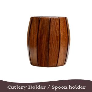 Decorlay spoon utensil cutlery holder