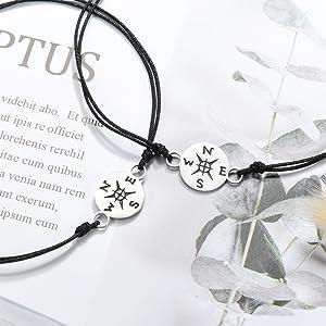 compass bracelets