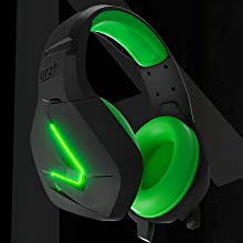Orzly Hornet RXH-20 Gaming Headset headphones ps5 playstation 5 xbox console pc stereo audio