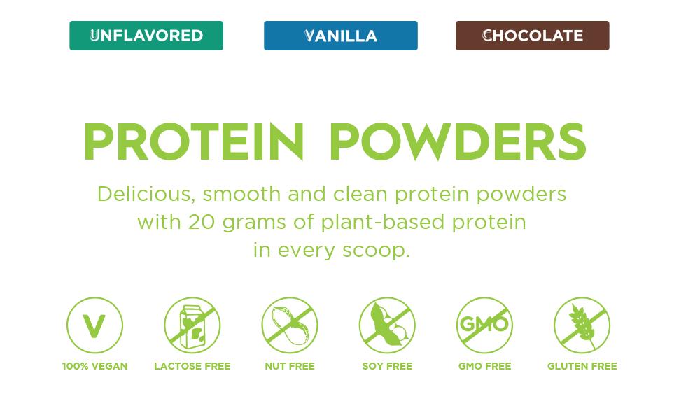 Ripple Protein Powder value props