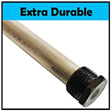 camco anode rod hot water tank anode rod suburban rv water heater anode rod