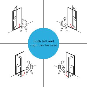 smart lock door knob