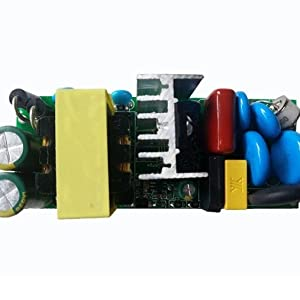 open circuit of 50 w led driver