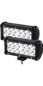 7 inch led light abr