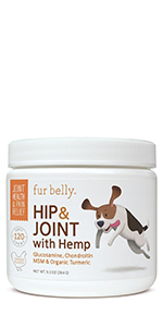 Hip amp; Joint with Hemp for Dogs