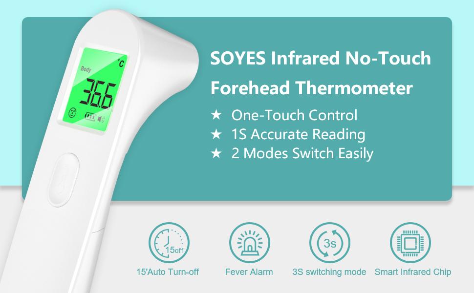 Termometro Infrarrojos Digitales