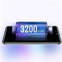 3200mAh battery
