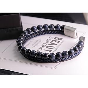 blue_leather_beads_bracelet