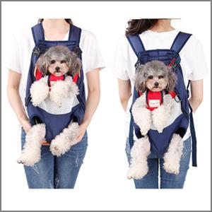 Dog Carrier Backpack wheels