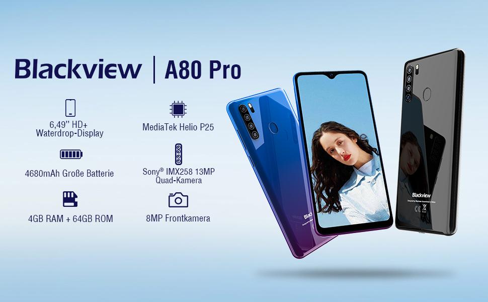 blackview a80pro smartphone ohne vertrag günstig (6)