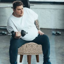 heavy load bearing fat people man woman ottoman not break good quality strong durable stool pouf