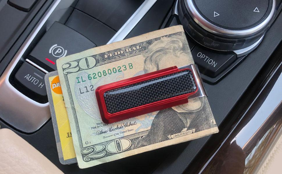 M-Clip money clip lifestyle