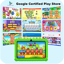Google Certified Play Store - Thousands of Apps Available