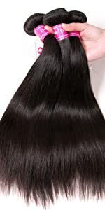 natural color straight