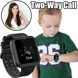 Children's Smart Watch Phone, Camera and Music Player, Birthday Gift Game Watch for Boys and Girls