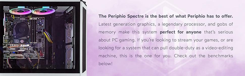 Periphio Spectre Content