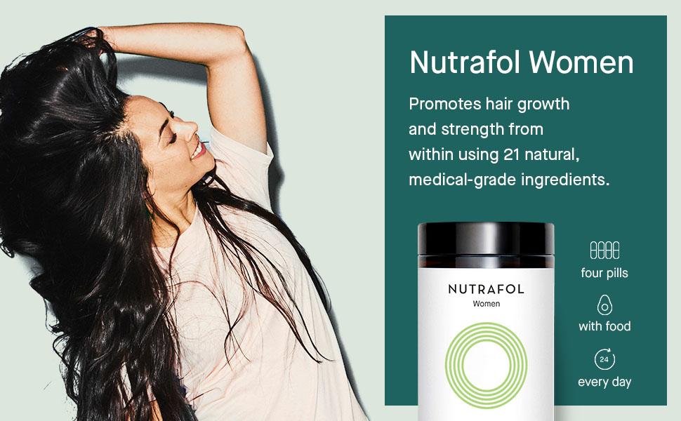 Nutrafol Women Into