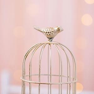bird cage candleholders