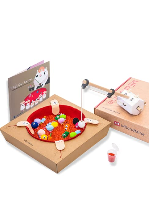 toy stem learning diy craft toys 5 year old 6 7 germ kiwico preschool gift osmo steam board game kit