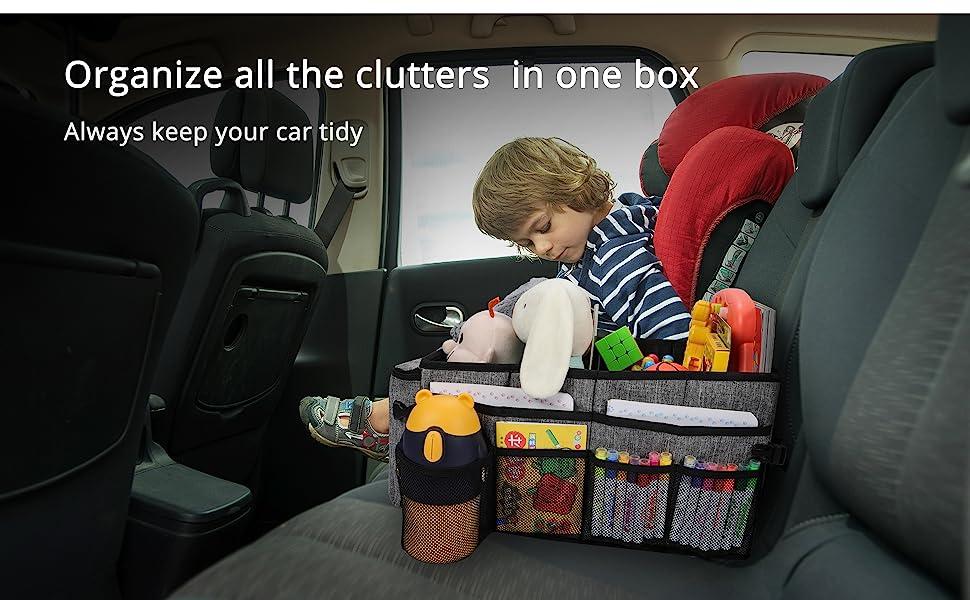car seat organizer car trunk organizer