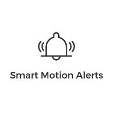 Smartest Way for Motion Alerts