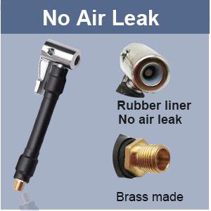 No air Leak