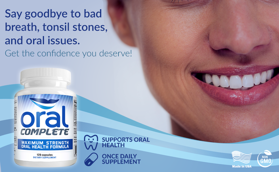 Say goodbye to bad breath halitosis tonsil stones remover
