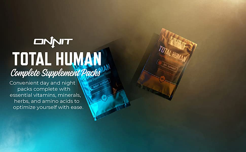 total human complete vitamin and mineral supplement