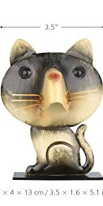 Tooarts Spectacle Holder Cat Shaped