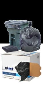 95-96 Gallon Trash Bags