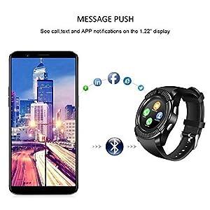 Smartwatch Message Push