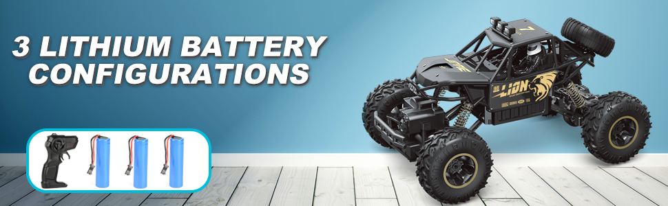 4WD RC car truck for kids adults