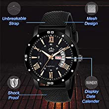 Watch Features