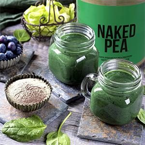 pea protein recipe, pea protein powder recipe