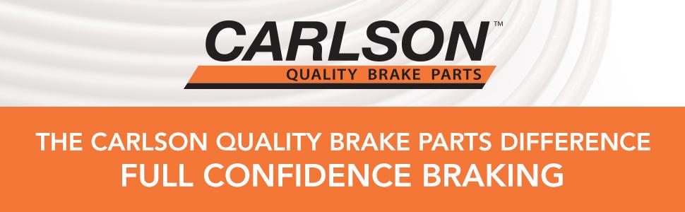 carlson quality brake parts full confidence braking