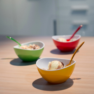 Omada Design Trendy Contact alimentaire Lave-vaisselle Réfrigérateur empilable Fabriqué en Italie