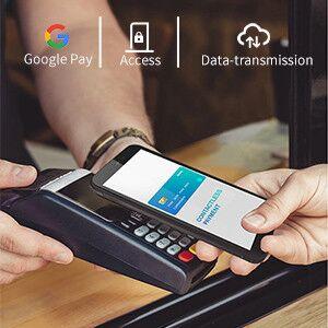 NFC budget phone