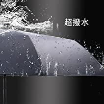 EDTRE 折りたたみ傘 晴雨兼用日傘 メンズ レディース 軽量270g 手動開閉 8本傘骨 UVカット率99.9% UPF50+ 100遮光 遮熱 折り畳み傘 耐風撥水 丈夫 台風 梅雨対策 熱中症対策