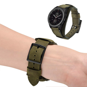 samsung galaxy watch 46mm band leather gear s3 frontier classic