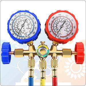 gauges for r134a