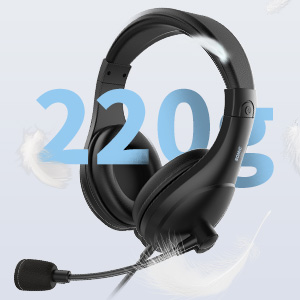 headset with microphones